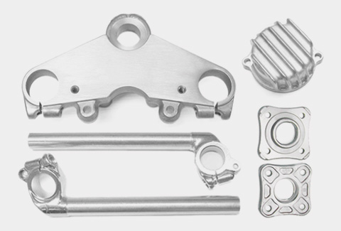 CLUTCH LIFTER PLATE & COMPONENTS