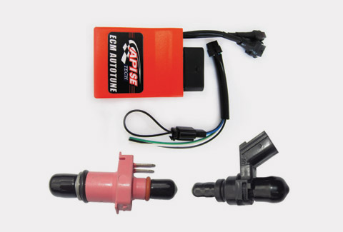 FUEL INJECTION KIT ACCESSORIES