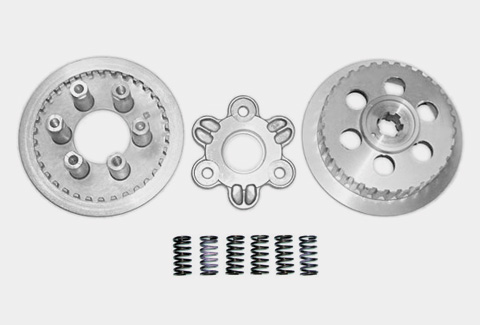 RACING CLUTCH SET (EXTRA SPRINGS)