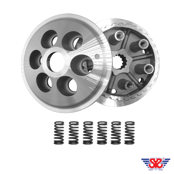SYS LC135 (2S4 6 SPRINGS) RACING CLUTCH SET