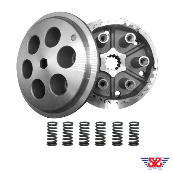 SYS LC135 (55C 6 SPRINGS) RACING CLUTCH SET