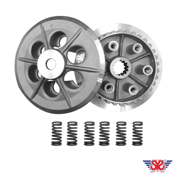 SYS LC135 (5YP 6 SPRINGS) RACING CLUTCH SET