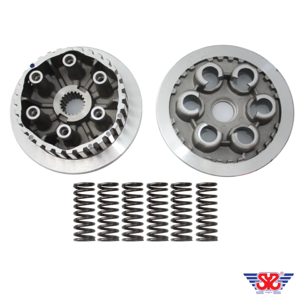 SYS R15/Y15 (6 SPRINGS) RACING CLUTCH SET