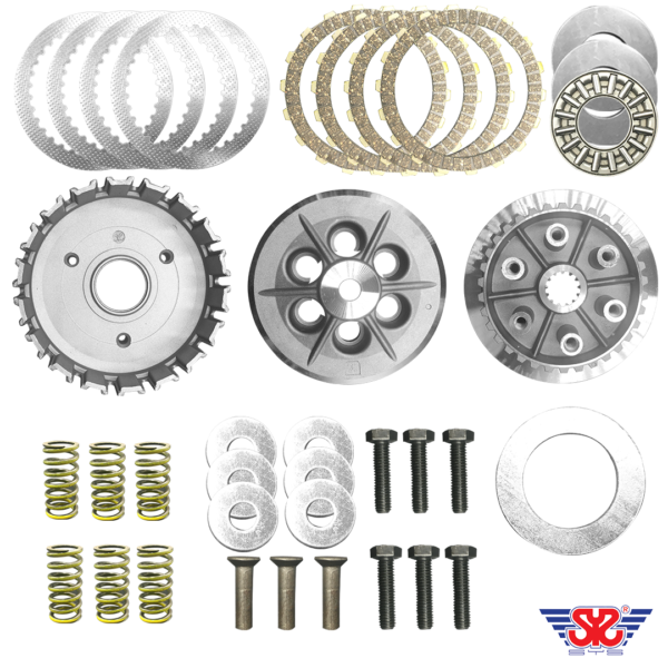 SYS LAGENDA Z115 (6 SPRINGS) (TYPE V1) RACING CLUTCH SET