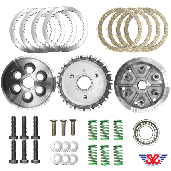 SYS LAGENDA Z115 (6 SPRINGS) (TYPE V2) RACING CLUTCH SET
